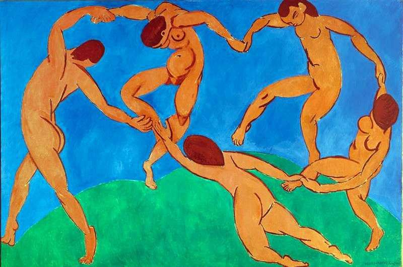 The Dance by Henry Matisse