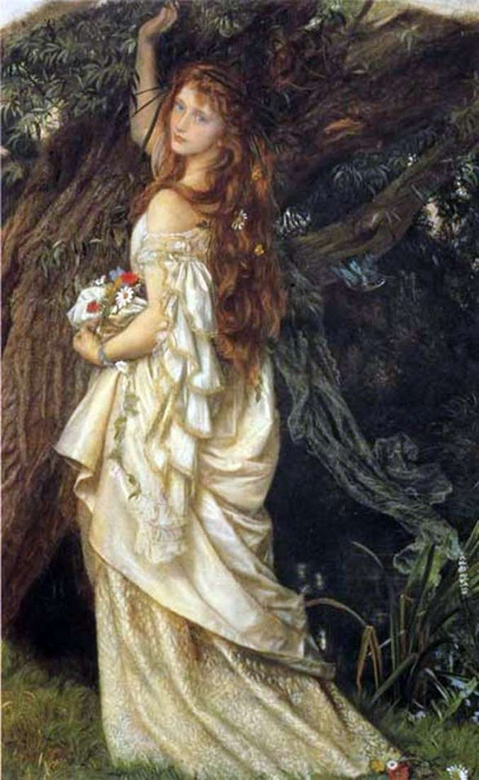 Ophelia by John Waterhouse