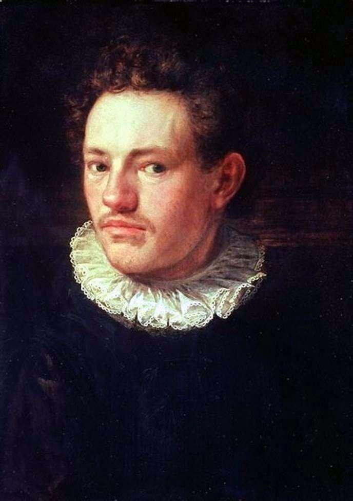 Self portrait by Hans von Aachen