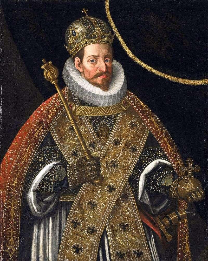 Emperor Matthias by Hans von Aachen