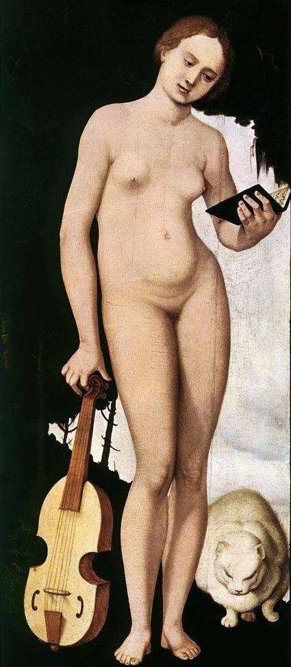 Allegory of Music by Hans Baldung