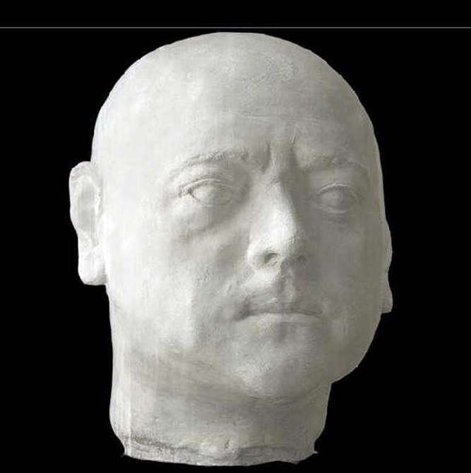 Head of Peter I by Rastrelli Carlo Bartolomeo