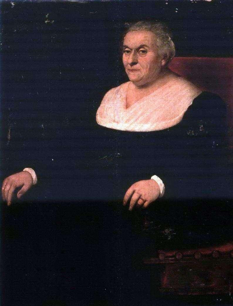 Portrait of a Woman by Jacopo Bassano