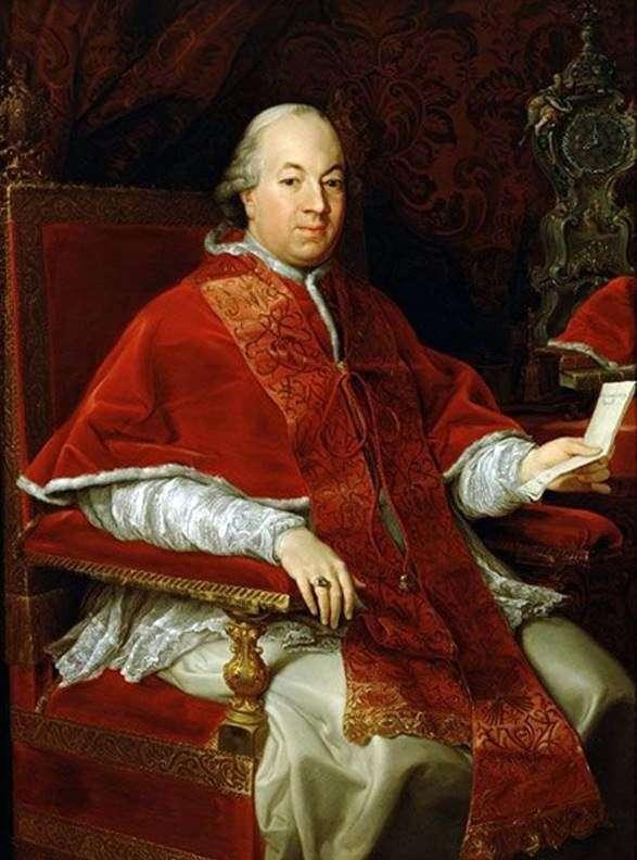 Pope Pius VI by Pompeo Batoni