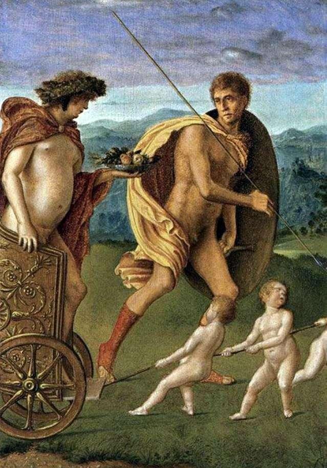 Profit or Perseverance by Giovanni Bellini