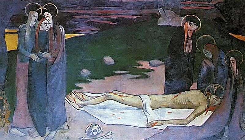 Pieta by Emil Bernard