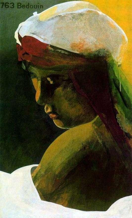Beduinka by Peter Blake