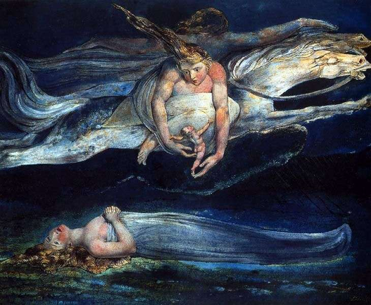 Compassion by William Blake