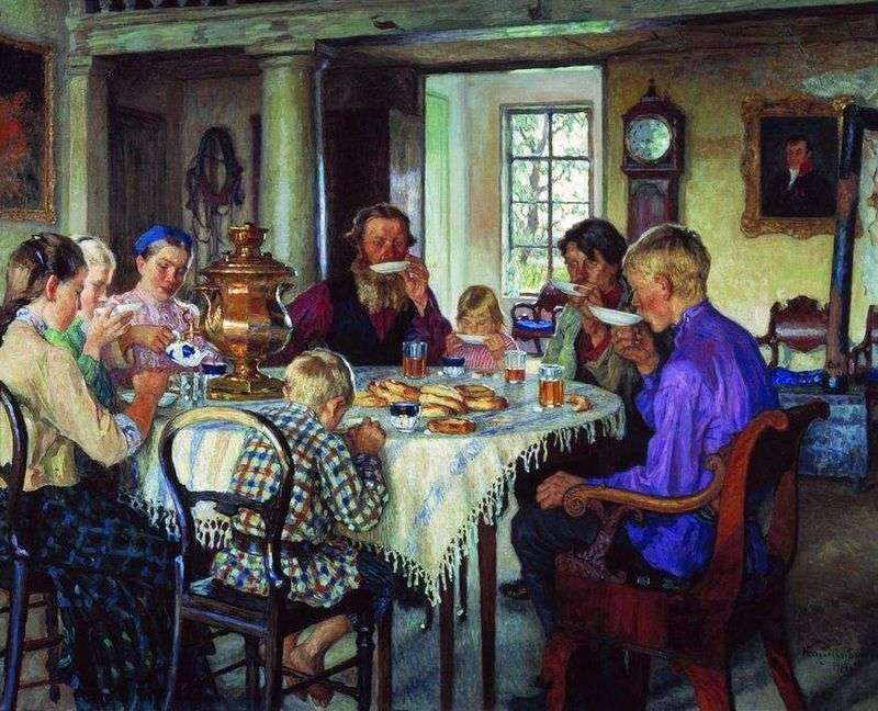 New owners by Nikolay Bogdanov Belsky