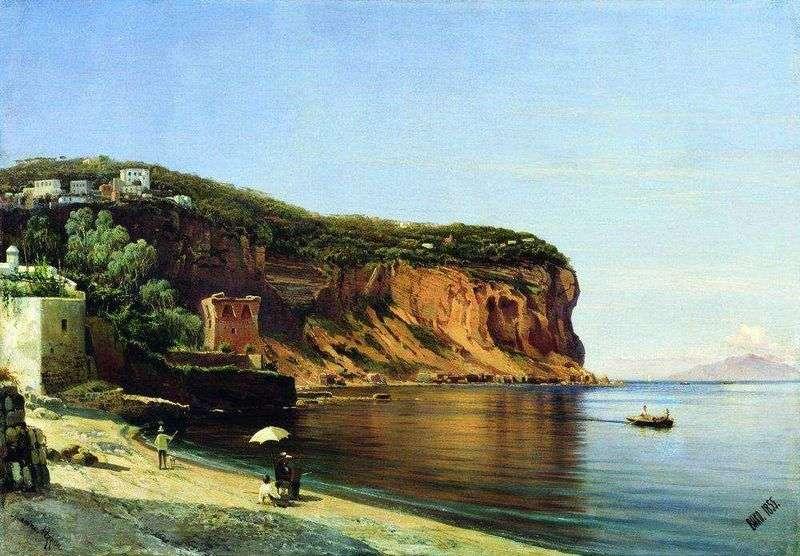 Vika Coast by Alexey Bogolyubov