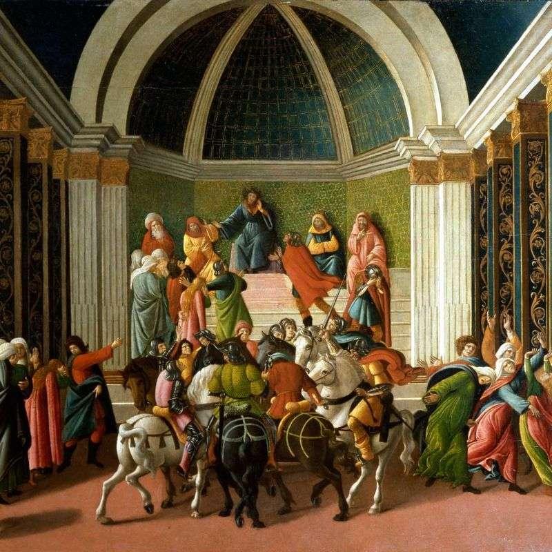 History of Virginia by Sandro Botticelli