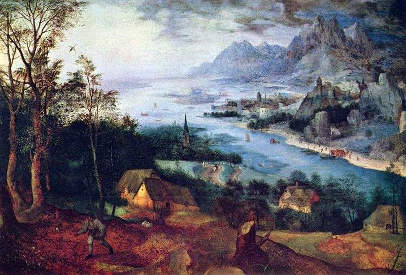 The Parable of the Sower by Peter Brueghel