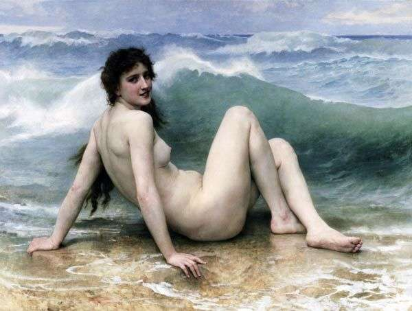Wave by Adolf Bugero