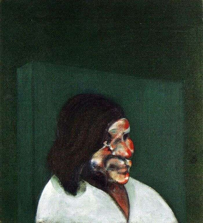 Woman by Francis Bacon