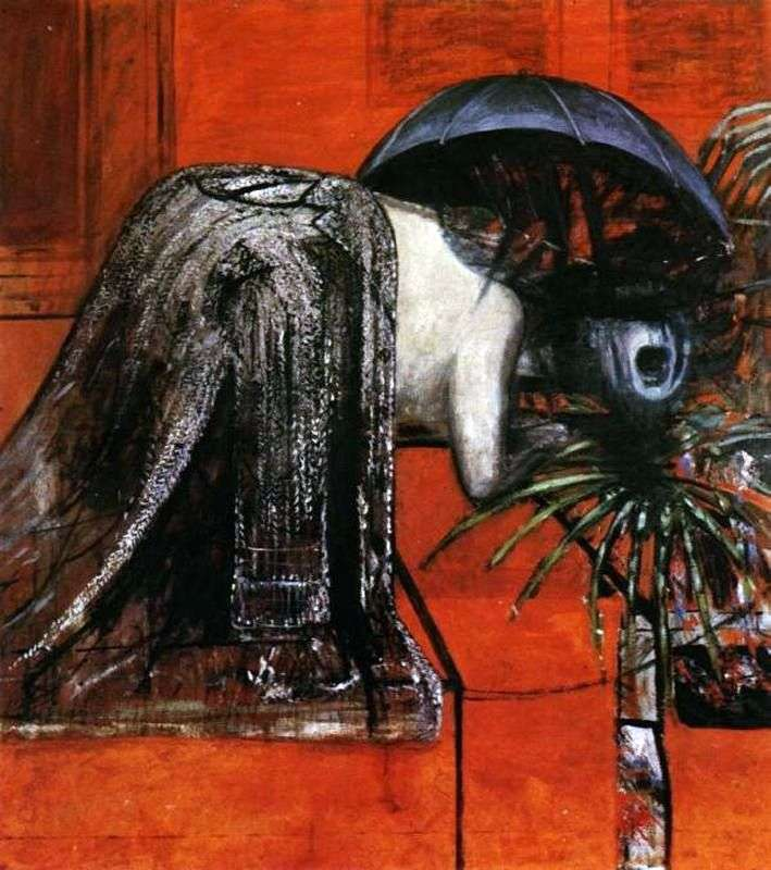 Magdalena by Francis Bacon