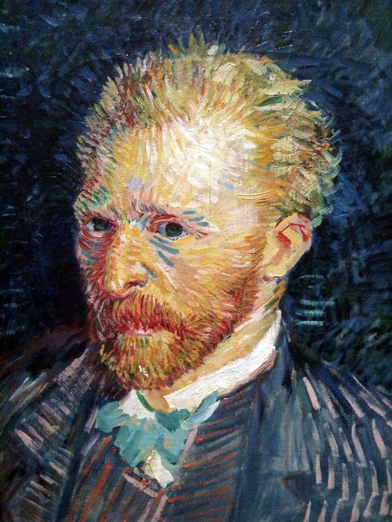 Self Portrait V by Vincent Van Gogh