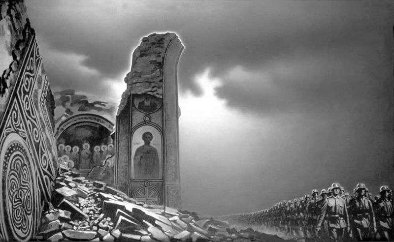 Invasion by Konstantin Vasilyev