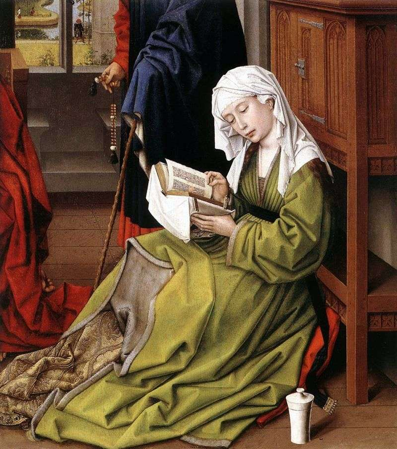Read Mary Magdalene by Rogier van der Weyden