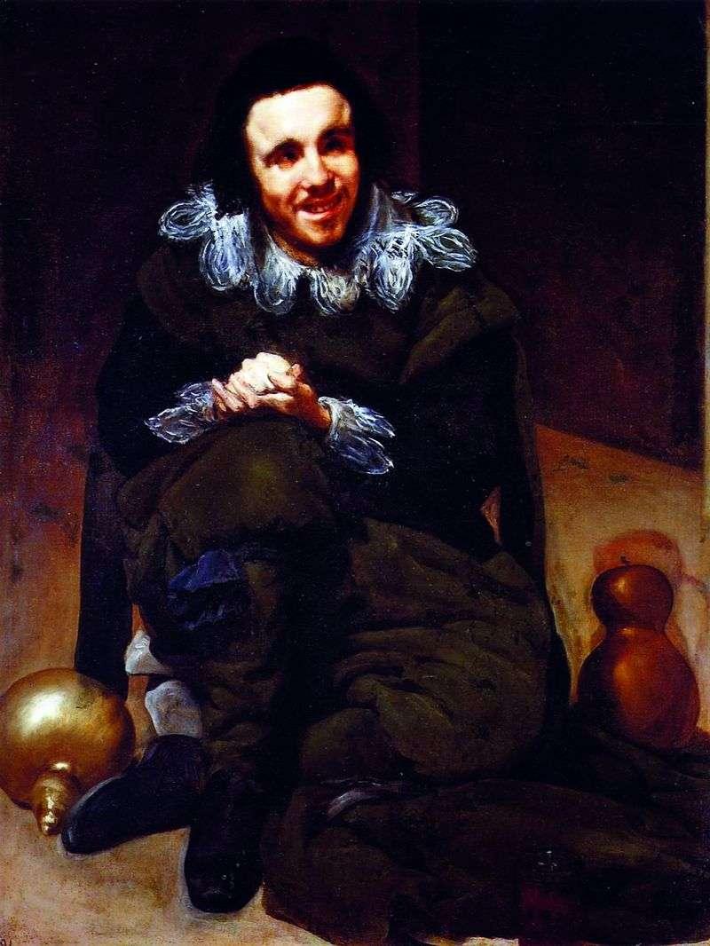 Don Juan Kalabasas by Diego Velasquez