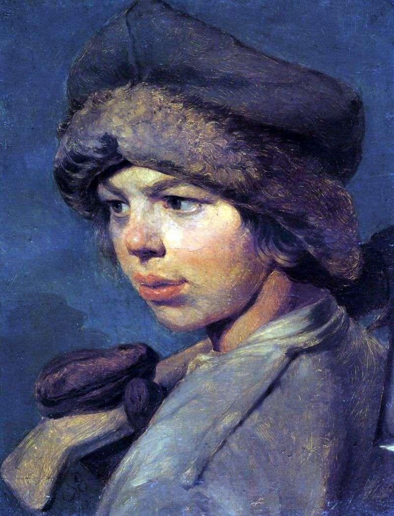 Zakharka by Alexey Venetsianov