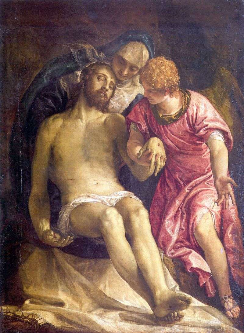Lamentation of Christ by Paolo Veronese