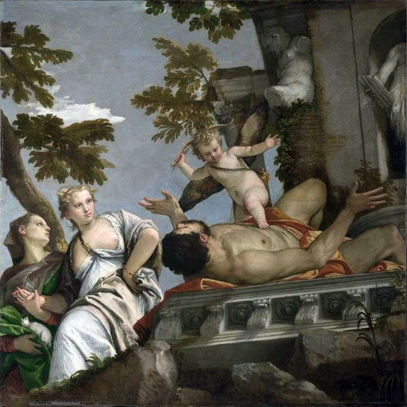 Contempt by Paolo Veronese