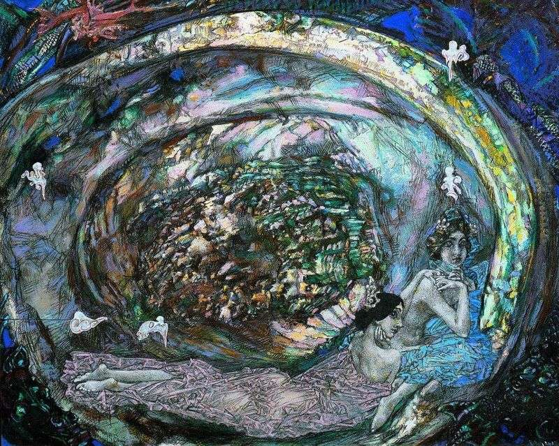 Pearl by Mikhail Vrubel