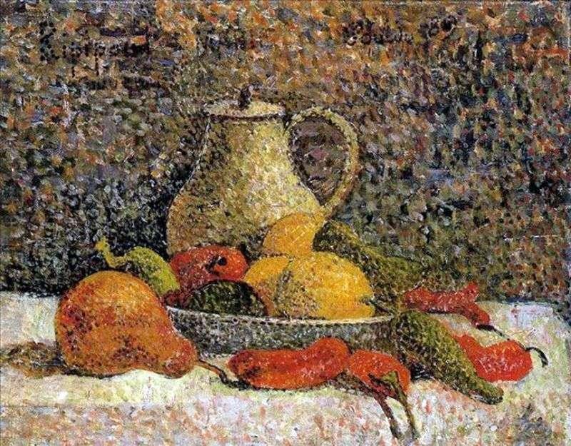 Still Life by Paul Gauguin