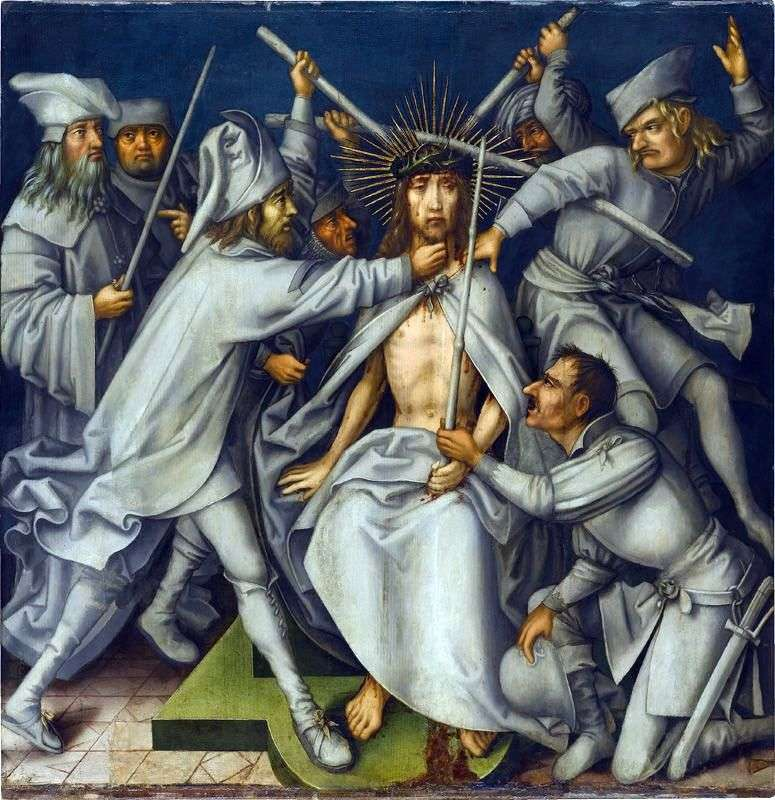 The Murder of Christ by Hans Holbein