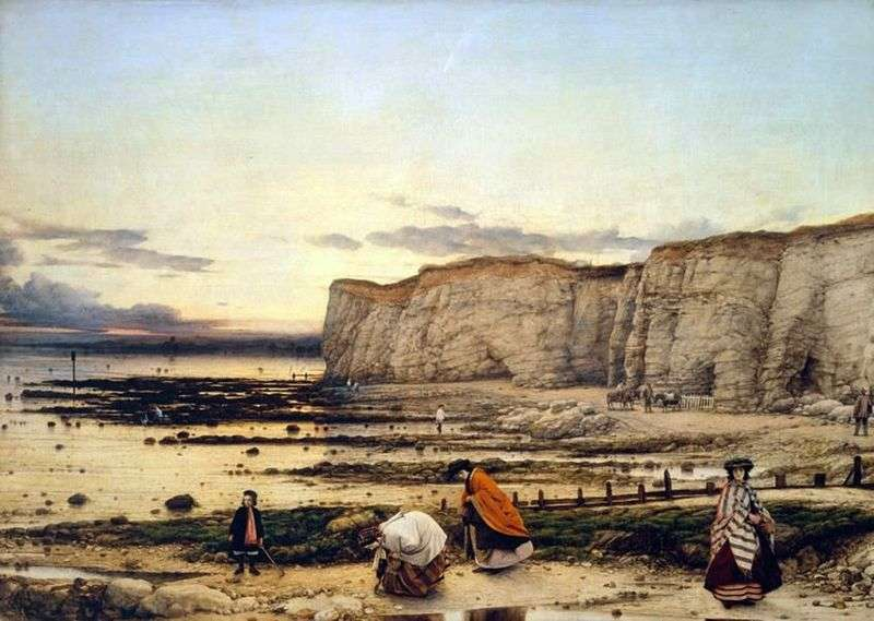 Piguel Bay in Kent by William Dice