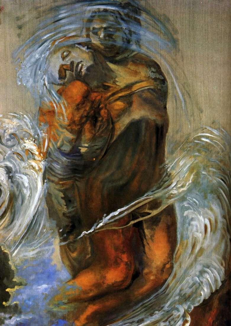 Pieta (Pieta) by Salvador Dali