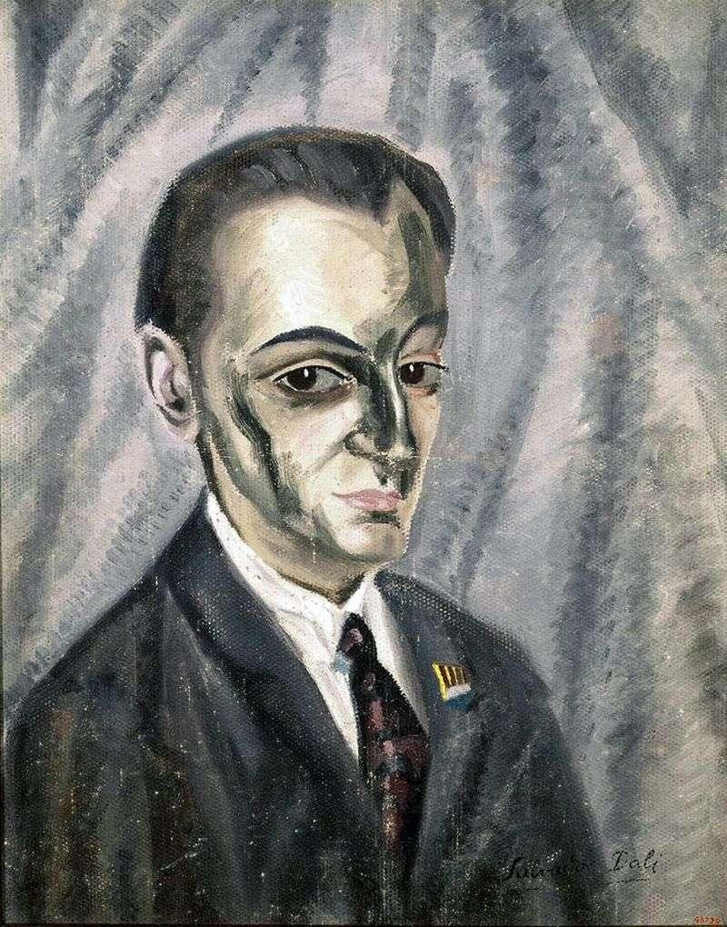 Portrait of Jose Torres by Salvador Dali