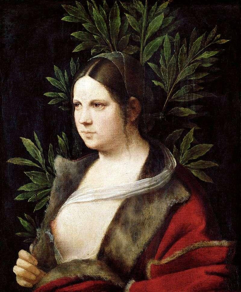 Laura by Giorgione