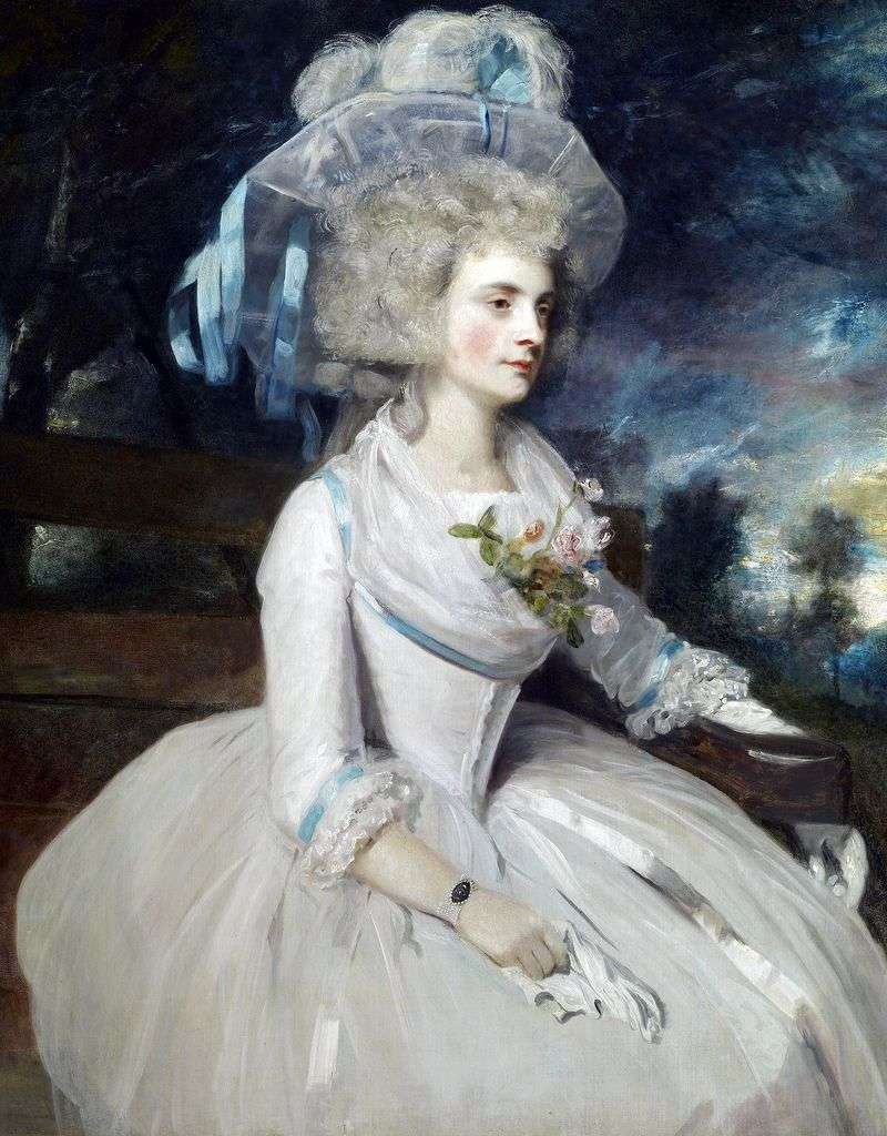 Lady Skipwich by Reynolds Joshua