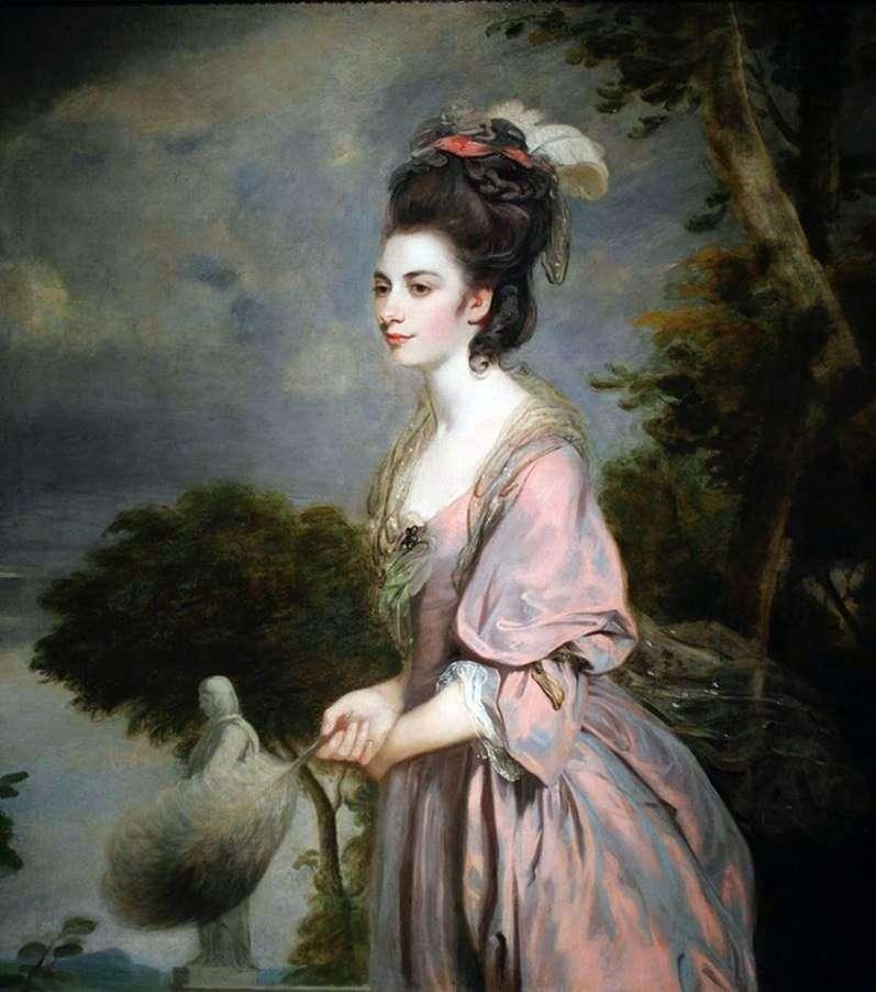 Mrs. Richard Grofts by Reynolds Joshua