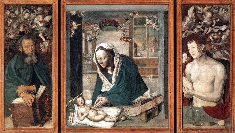 The Dresden Altar by Albrecht Durer