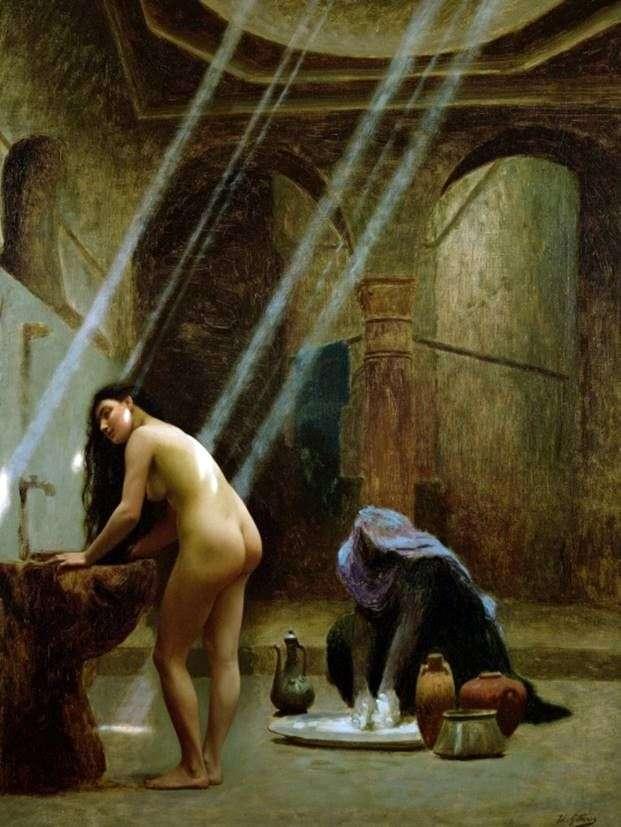 Idea opinion Turkish girl nude art