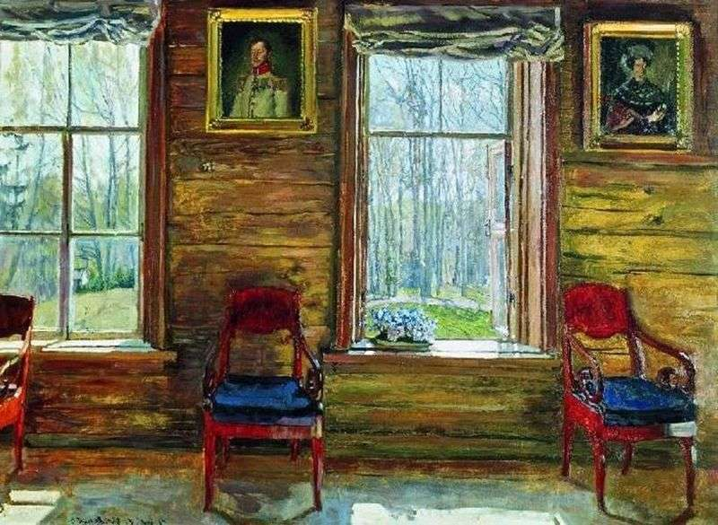 Joyful May by Stanislav Zhukovsky