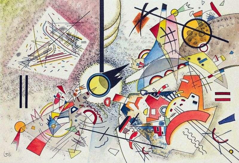 Untitled by Vasily Kandinsky