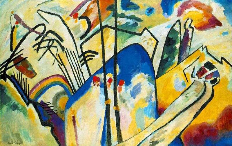 Kandinsky composition iv
