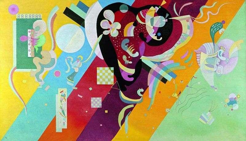 Composition IX by Vasily Kandinsky