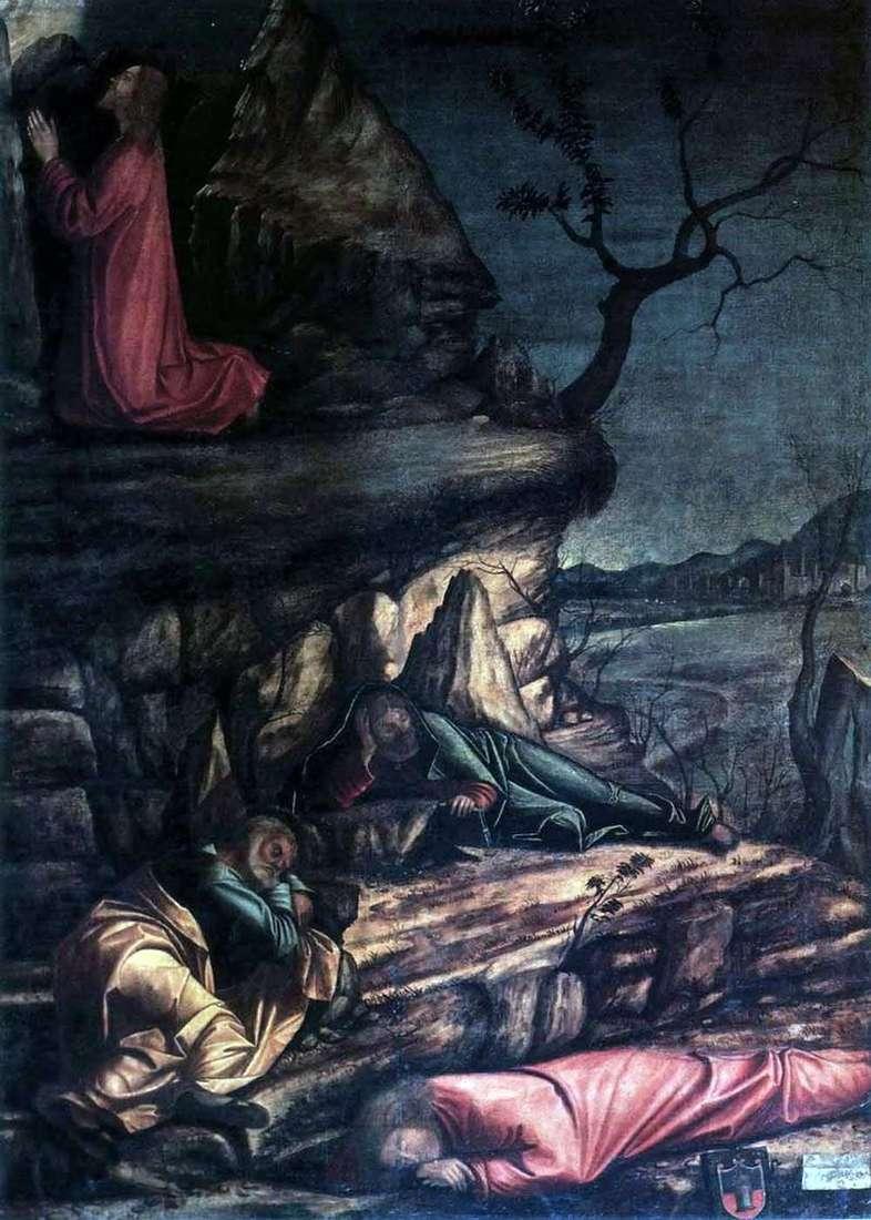 Prayer for the Chalice by Vittorio Carpaccio