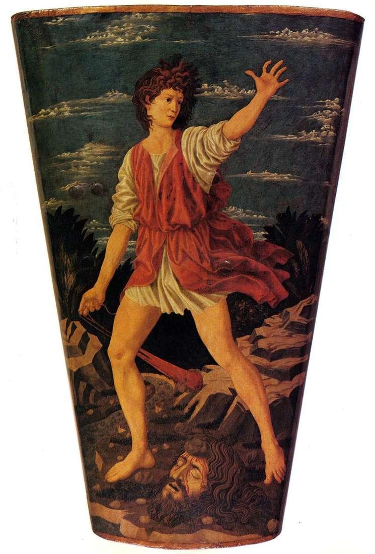David by Andrea del Castaño