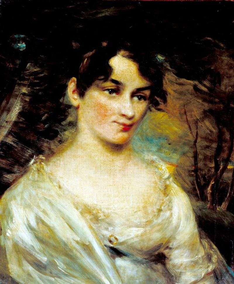 Suzanne Lloyd by John Constable