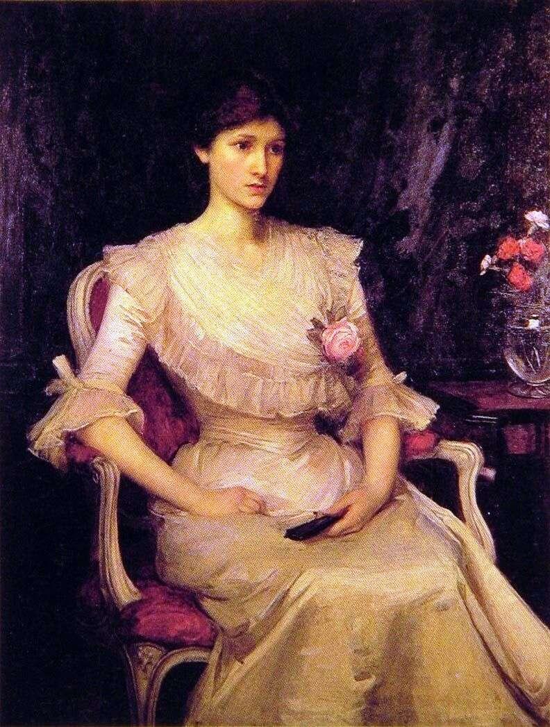 Miss Margaret Henderson by John Waterhouse