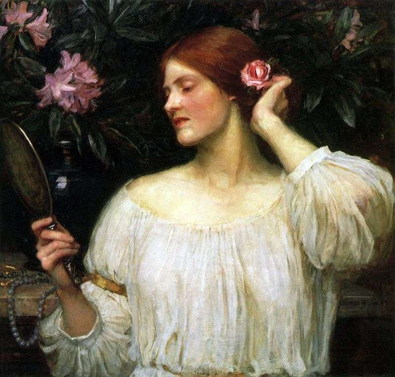 Vanity by John Waterhouse