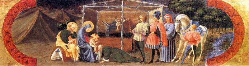 Adoration of the Magi by Paolo Uccello