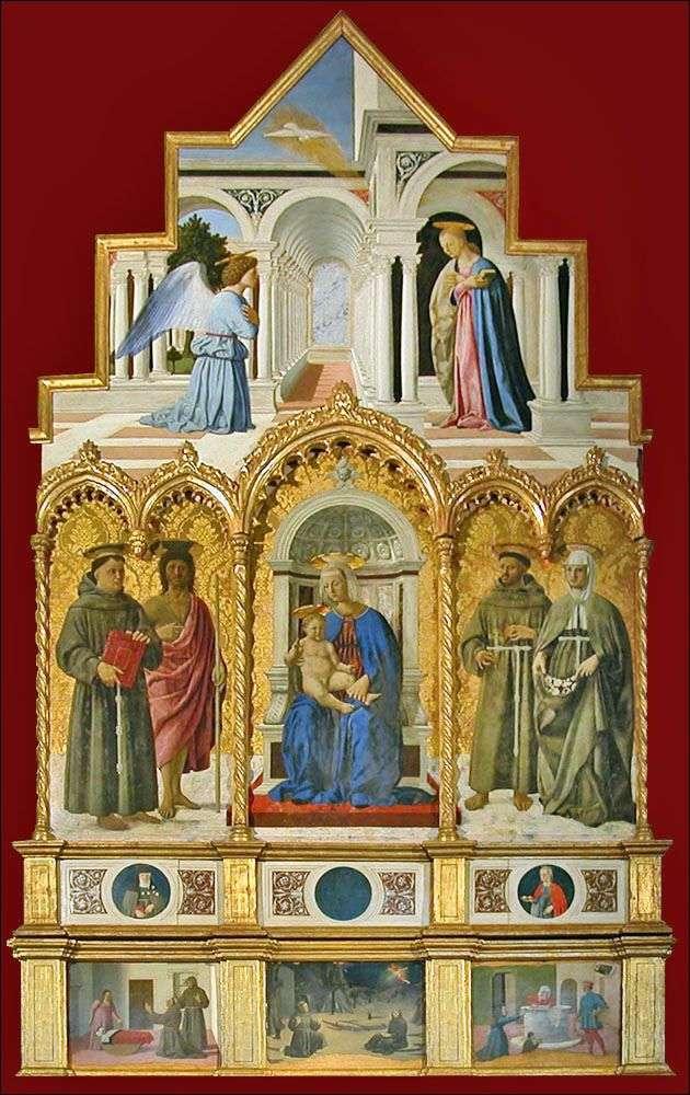 Politich of Perugia by Piero della Francesca