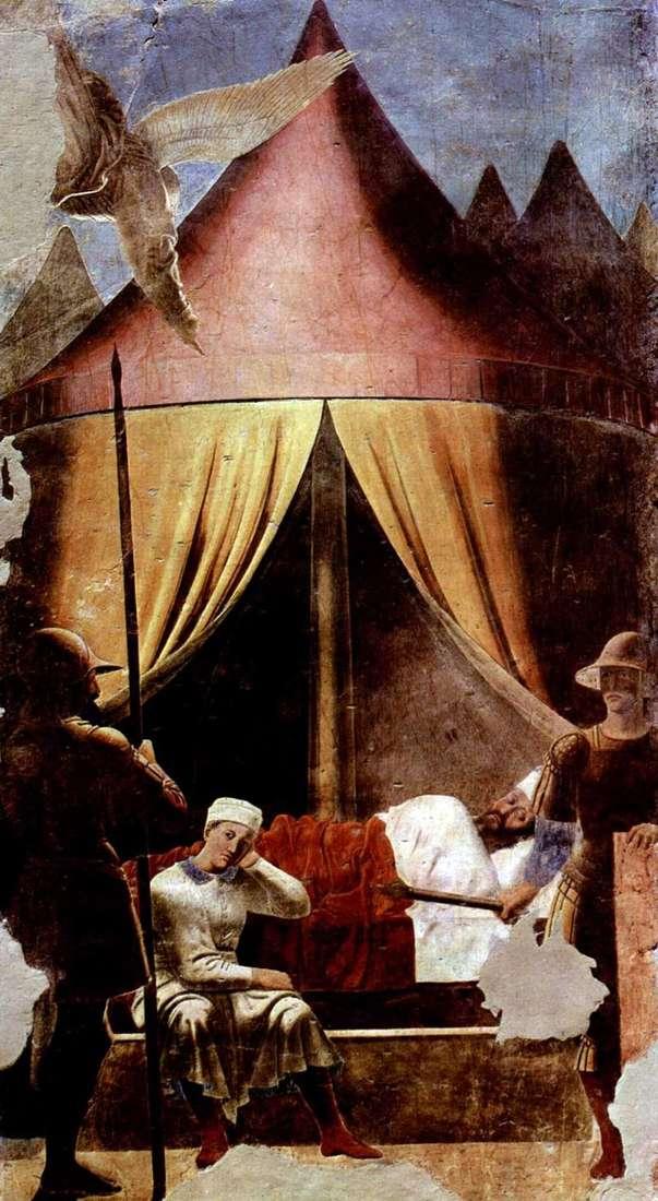 The Death of Adam by Piero della Francesca