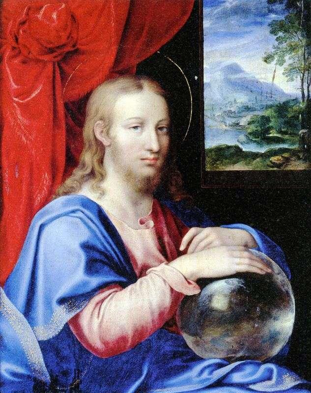 Christ, the Savior of the World by Bartholomeus Spranger